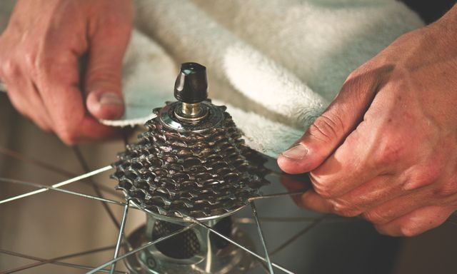 Do It Yourself Bike Tune Up A 5 Step Checklist Cycling Workout