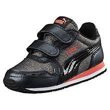 Cabana Racer Glitter Kids Sneakers  b32c52d828b8e