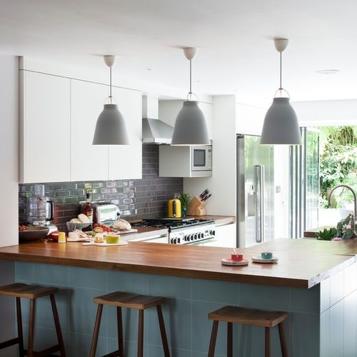 Houzz | Elderly Parent Space Kitchen Design Ideas U0026 Remodel Pictures