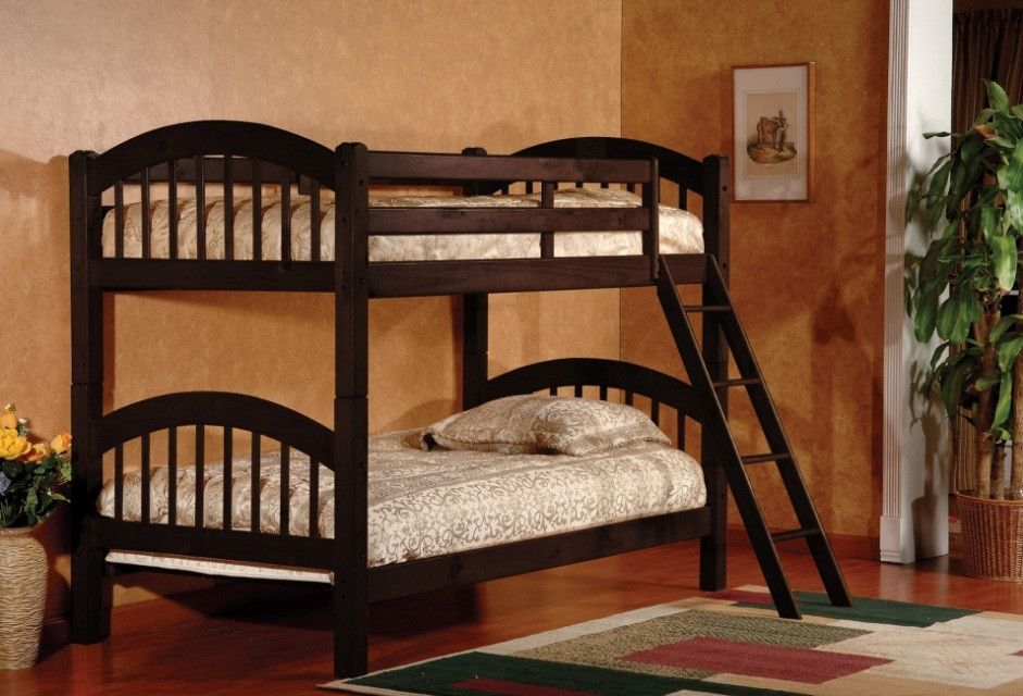 Twin Over Twin Bunk Bed | Pinterest