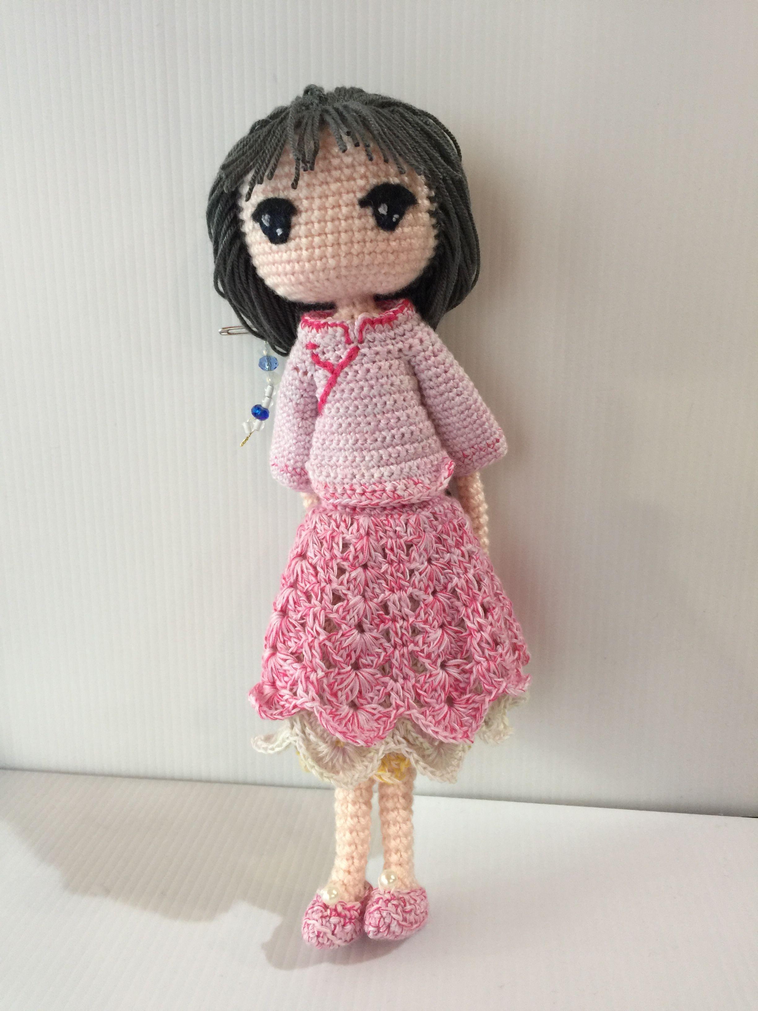 Pin von Sonja Kuan auf Handmade doll | Pinterest