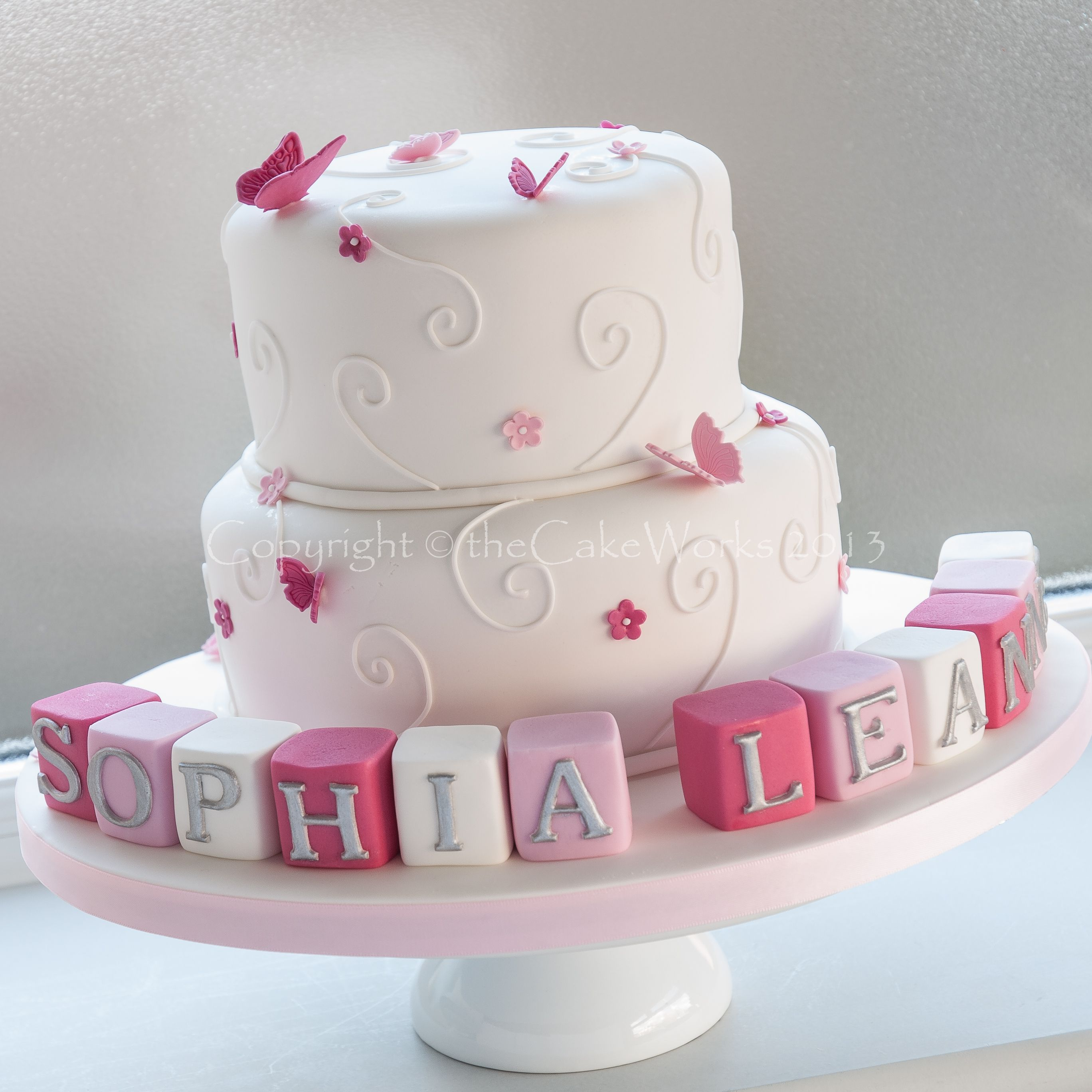 Baptism Cakes Google Search Things For A Baby