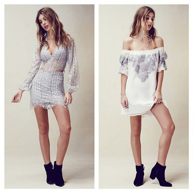 So many new fall arrivals just hit the site  #ForLoveandLemons #Fall15