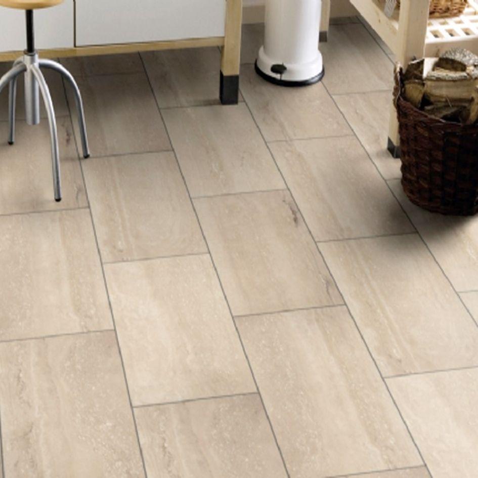 Tile Effect Laminate Flooring Homebase   Tile effect laminate ...