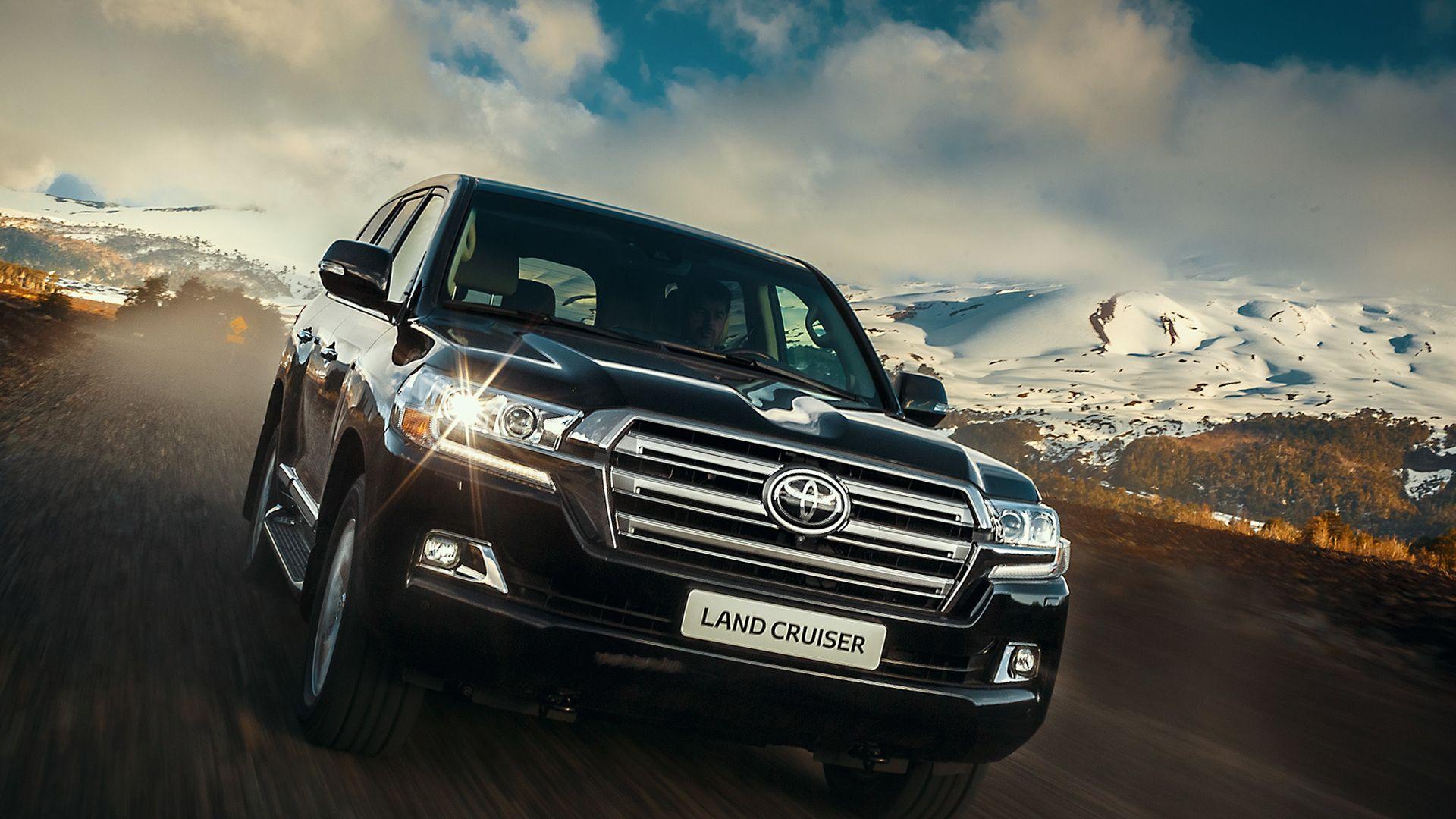 New 2019 Toyota Land Cruiser 200 Exterior Changes Toyota Land