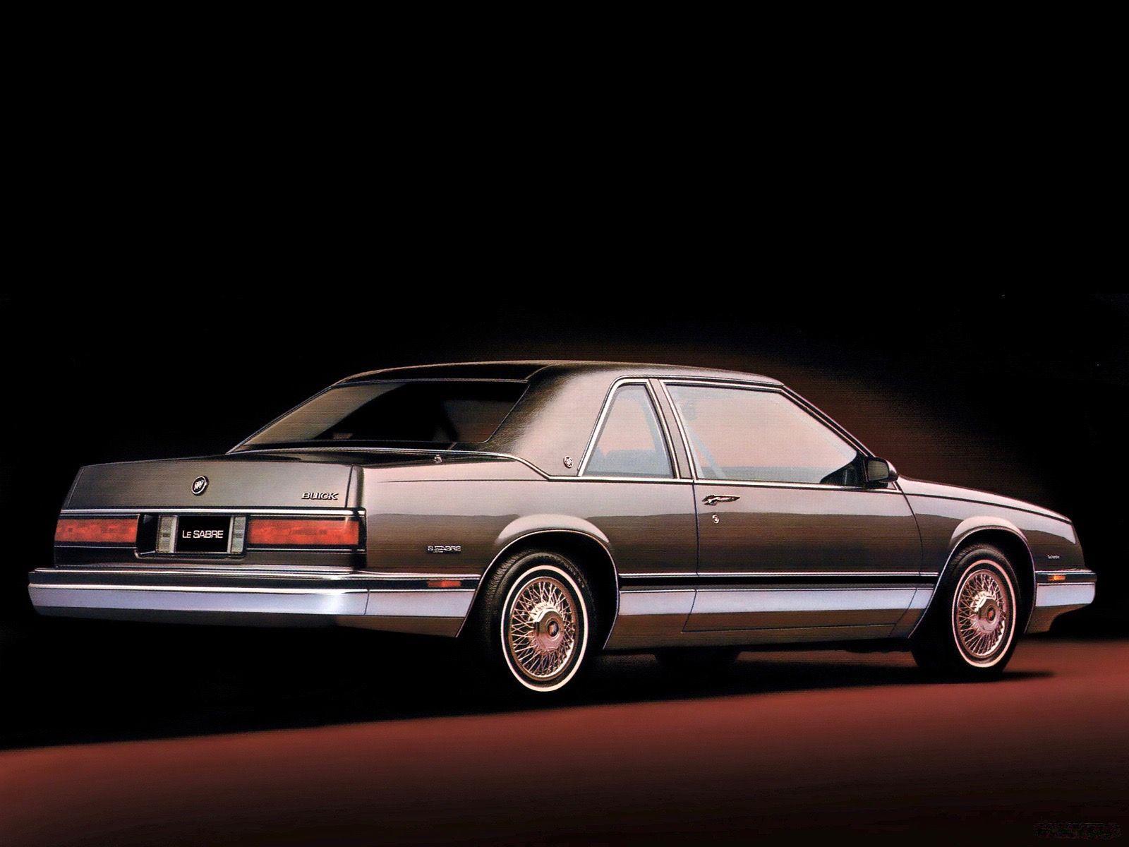 1988 buick lesabre coupe [ 1600 x 1200 Pixel ]
