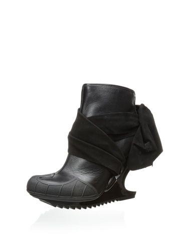dadb87d846f4 adidas Y-3 by Yohji Yamamoto Women s Nomad Wedge Ankle Boot (Black ...
