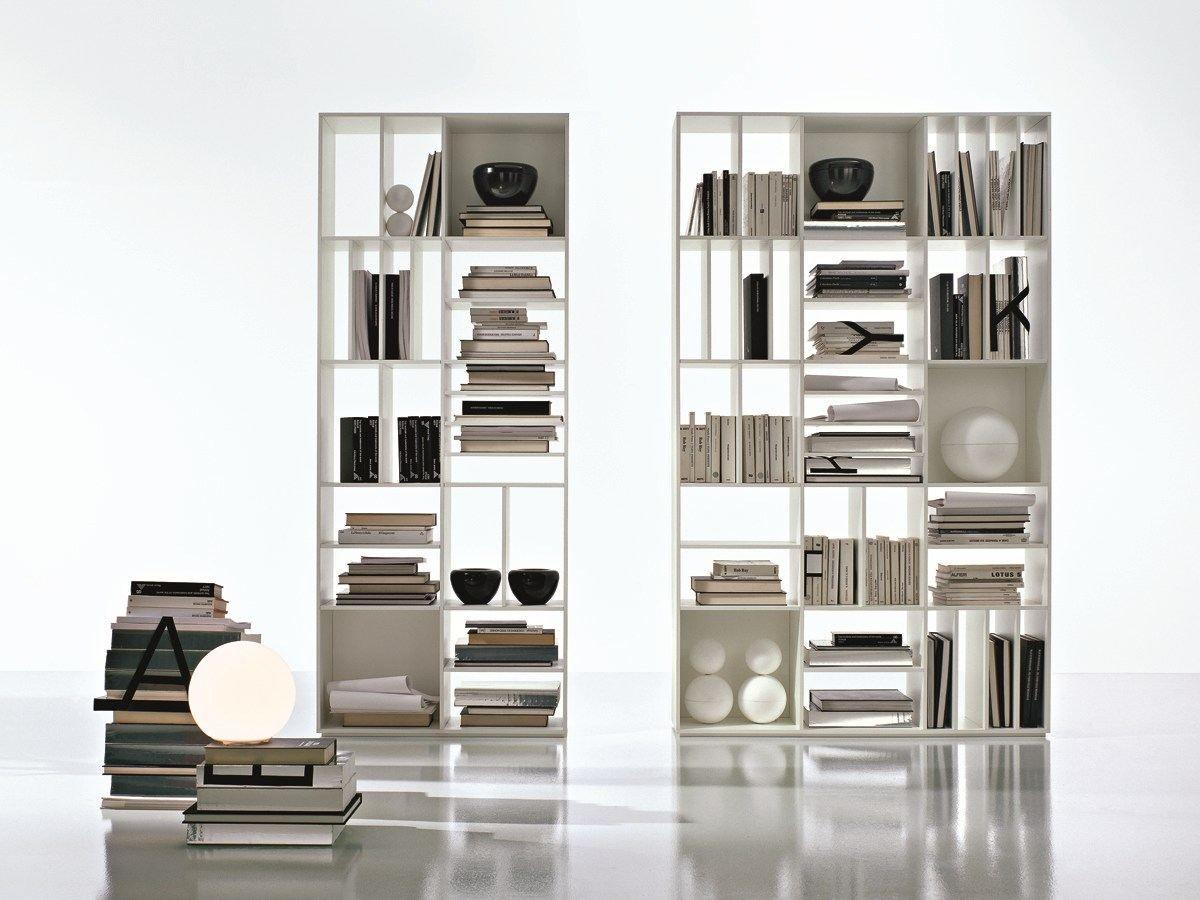 Risultati immagini per librerie divisorie bifacciali | Librerie ...