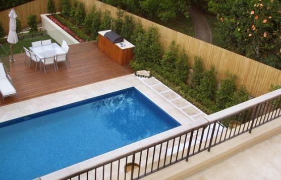 pool garden ideas brisbane