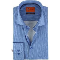 Photo of Suitable Shirt Sf Geometric BlauSuitable.de