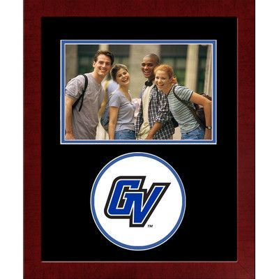 Campus Images NCAA Spirit Picture Frame NCAA Team: Grand Valley State Lakers