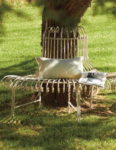 Tree Hugger Garden Bench Garden Chairs Tree Seat Tree Bench
