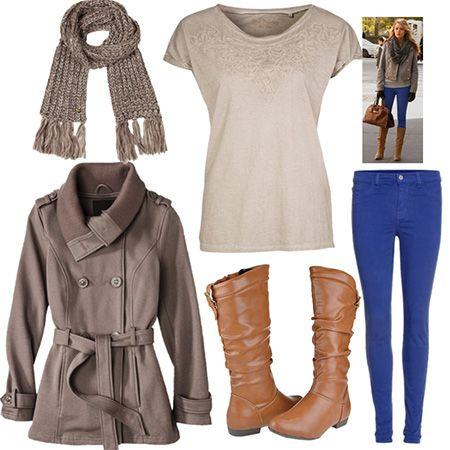 Outfits Inspired By Serena Van Der Woodsen Of Gossip