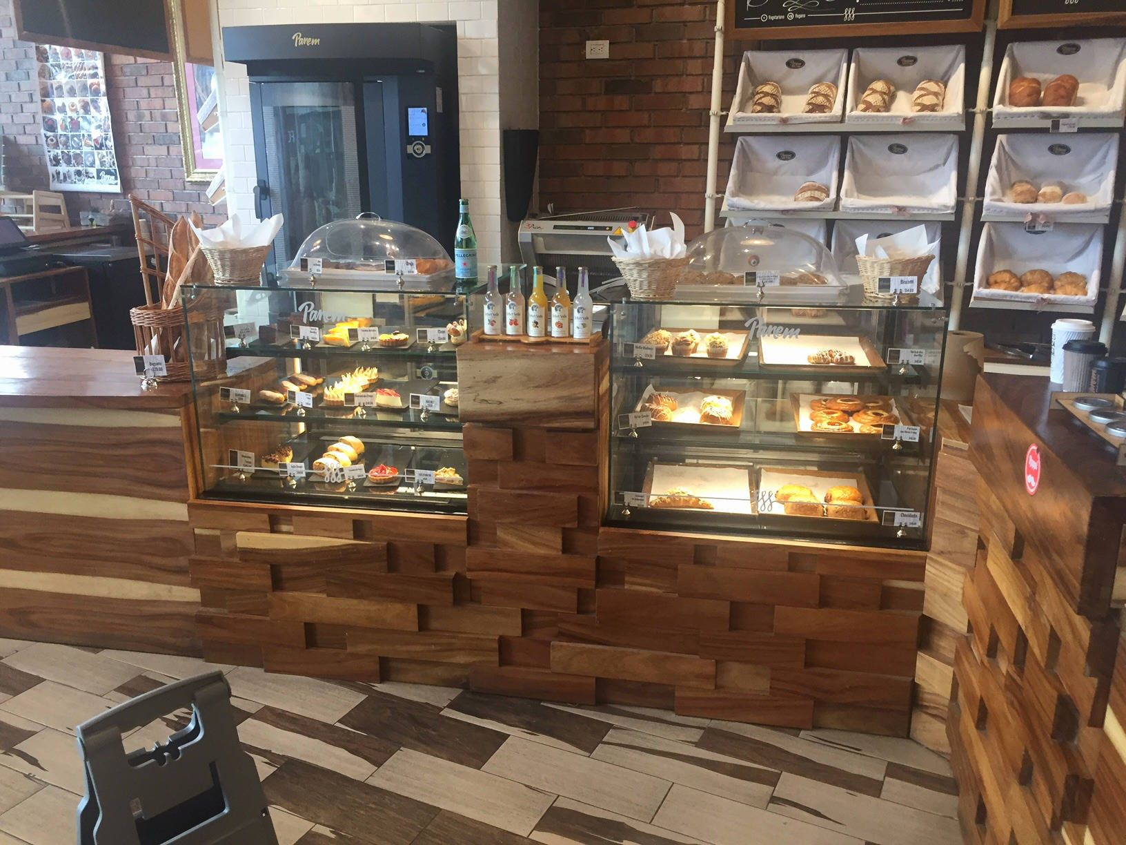 Countertop Bakery Display Case Fresh Pastry Display National