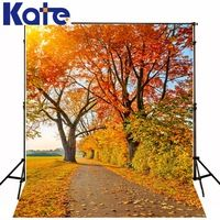 Kate Natural Scenery Photography Backdrop Autumn Defoliation For Outdoor Wedding Photography Background