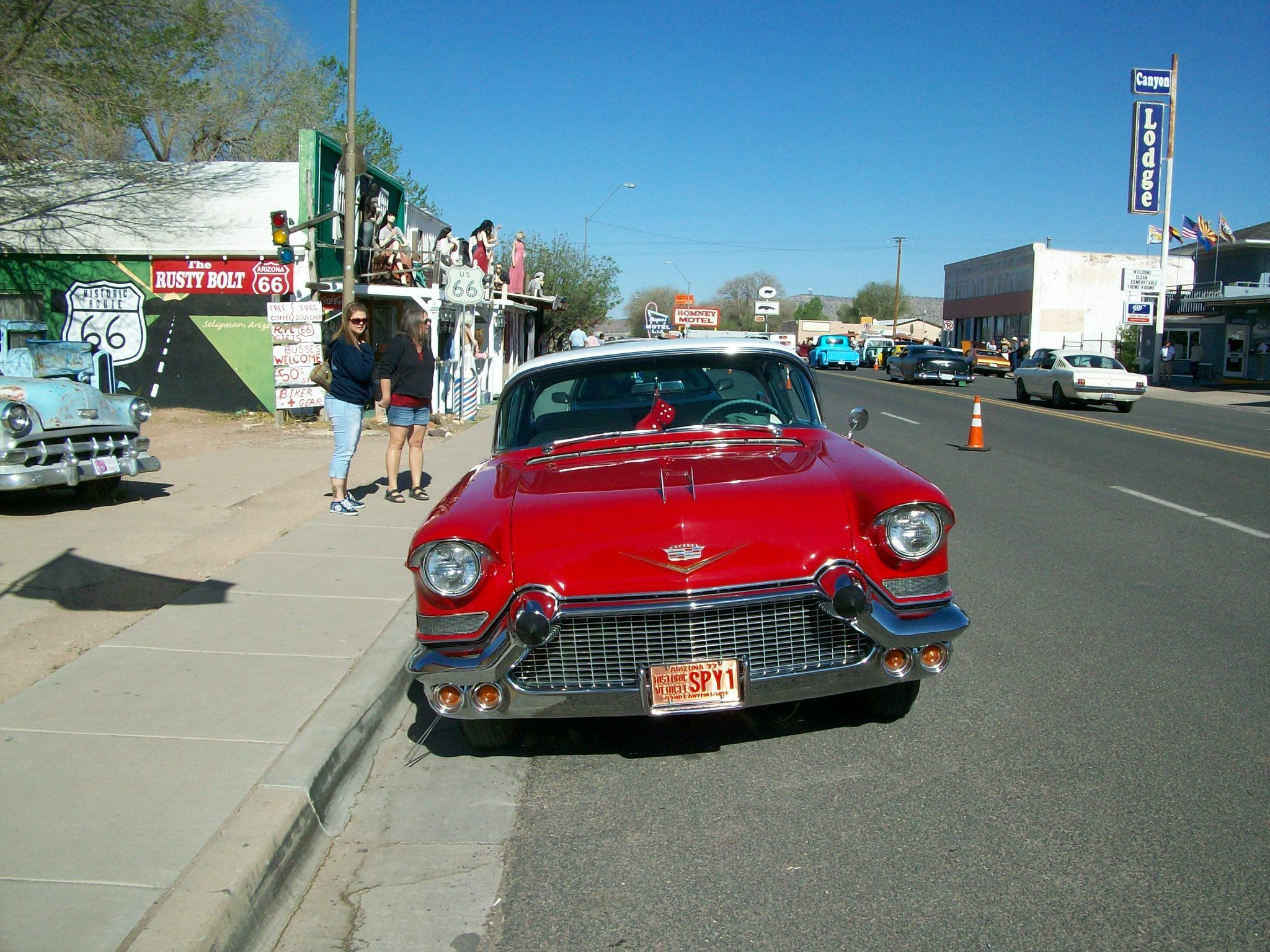 Route Car Show Gorgeous Cars Pinterest Route And Cars - Route 66 car show