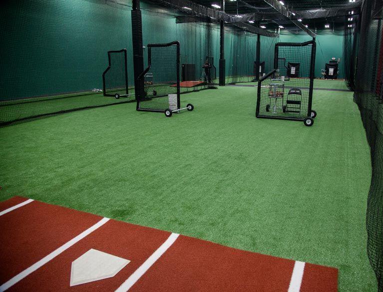 Indoor Artificial Turf Indoor sports, Indoor batting