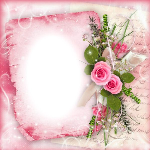 cf5b0679135d Montage photo Frame89 - Pixiz Flower Backgrounds