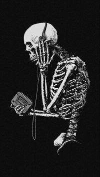 Skeleton Wallpapers - Wallpaper Sun