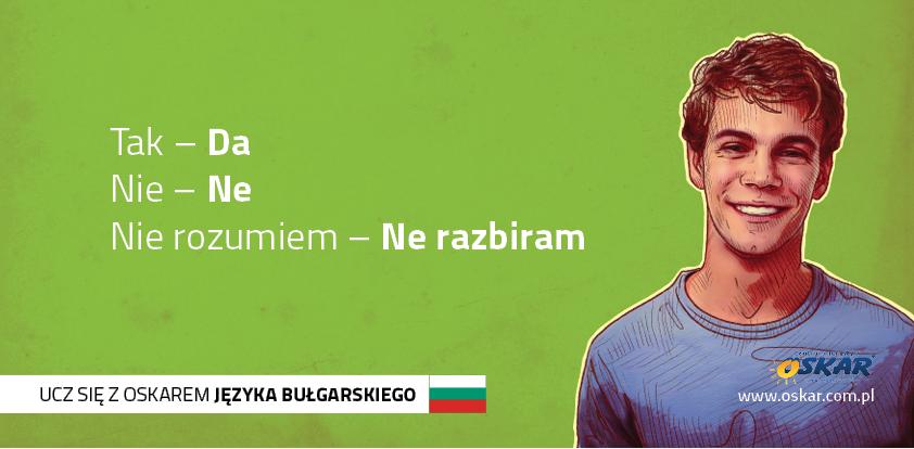 Ucz się z Oskarem języka bułgarskiego! #nauka #język #bułgarski #rozmówki #Bułgaria