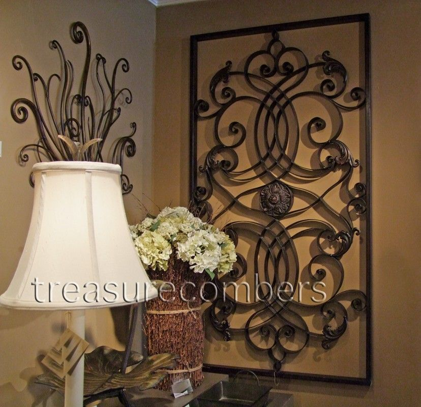 Madeira Iron Wall Grille | For the Home | Pinterest | Iron wall ...