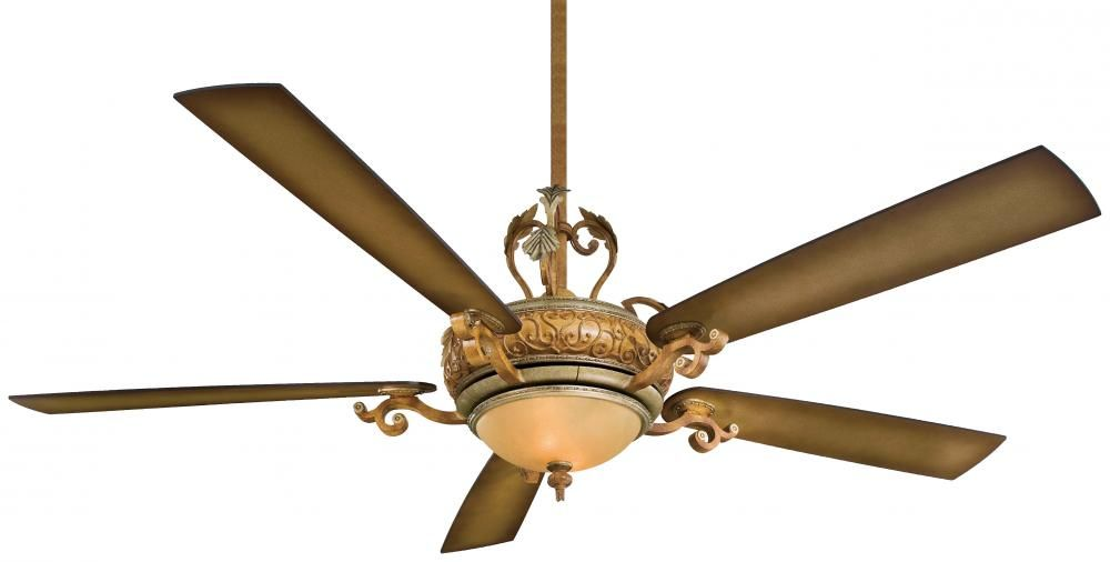 Two Light Gold Ceiling Fan : SKU V39-f715-tsp | Richmond ...