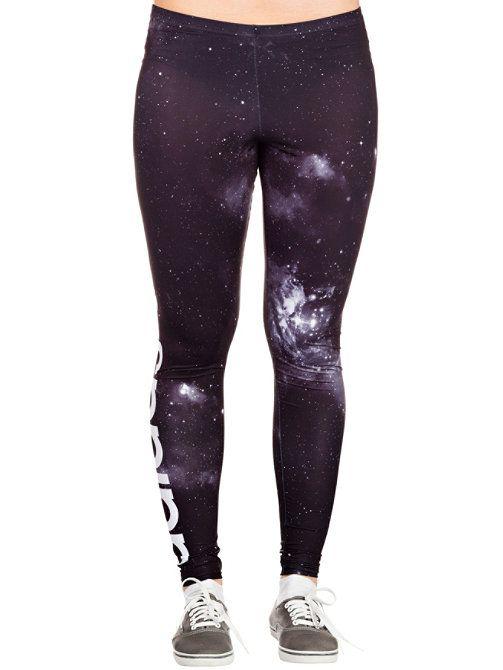 adidas climalite wow gym tights S94446 small #leggings