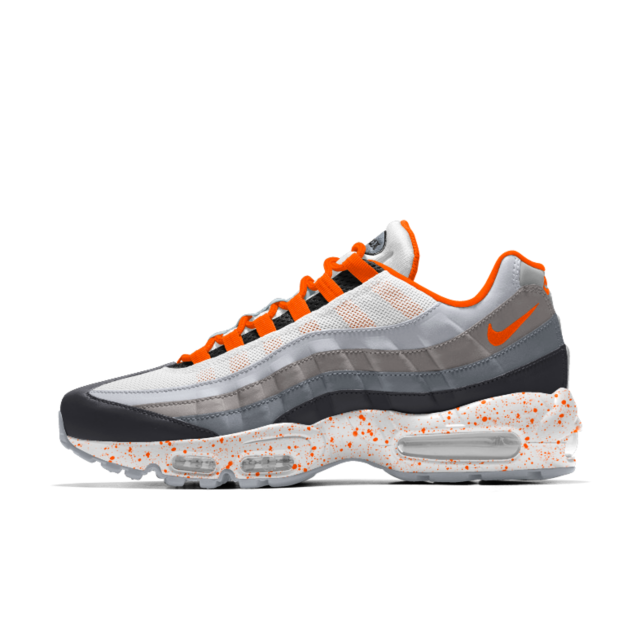 new style ba138 df612 Nike Air Max 95 iD Men's Shoe | Shoes in 2019 | Air max 95 ...
