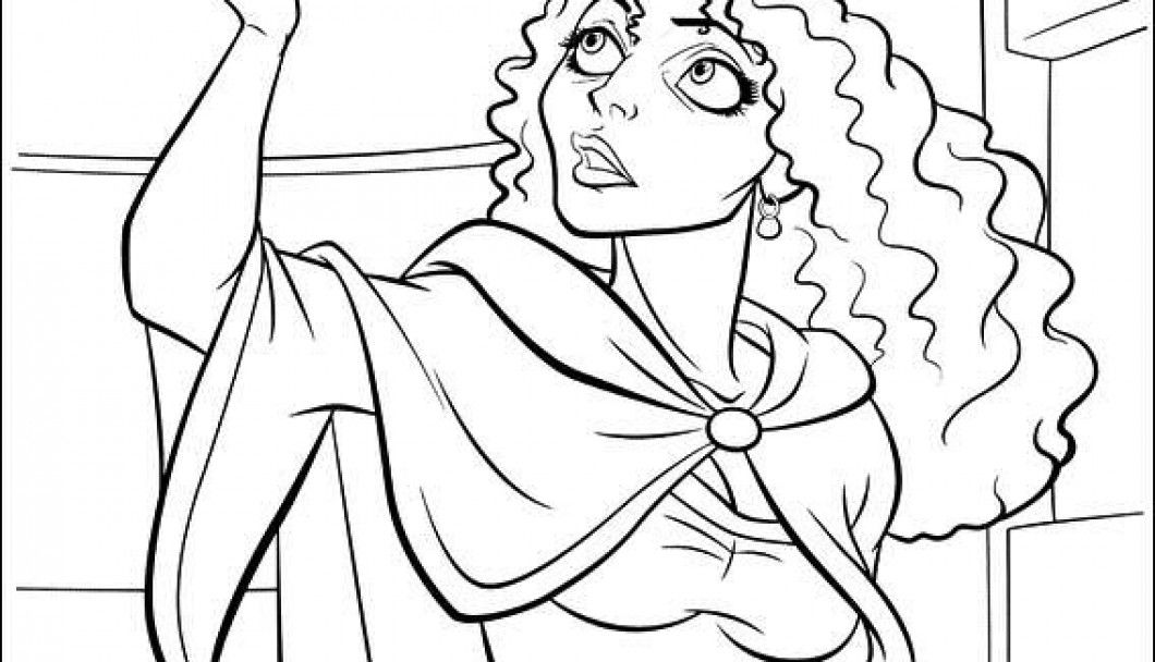 Rapunzel Coloring Pages For Kids To Print Free Coloring Pages Rapunzel Coloring Pages Coloring Pages For Kids Coloring Pages