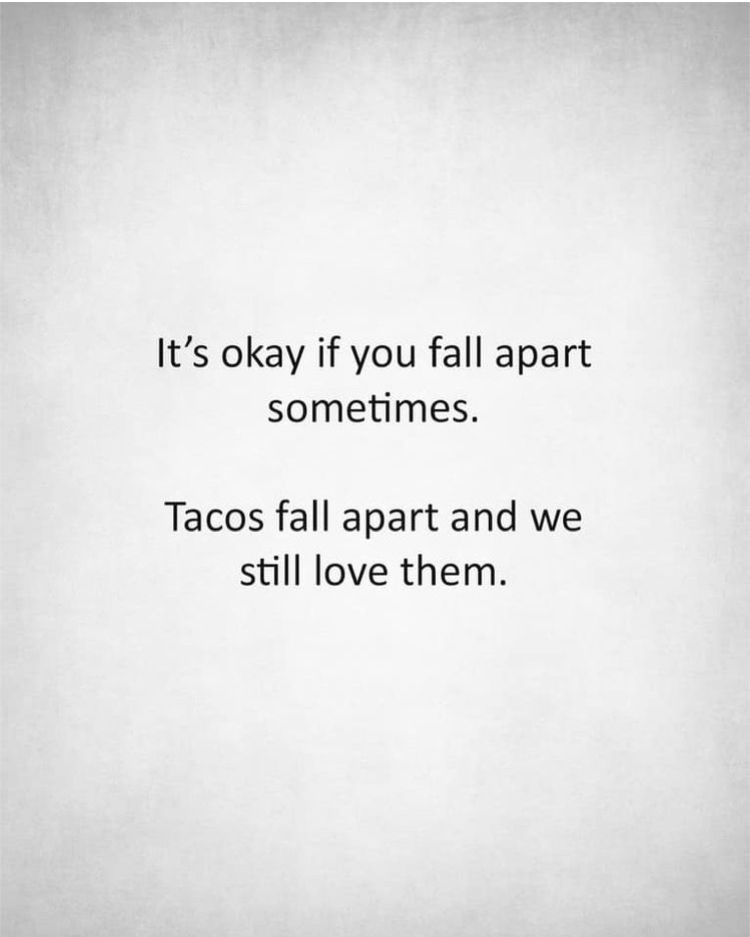 Monday motivation and tacos