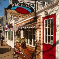 Flavs Red Skiff Rockport Ma Favorite Breakfast Spot With