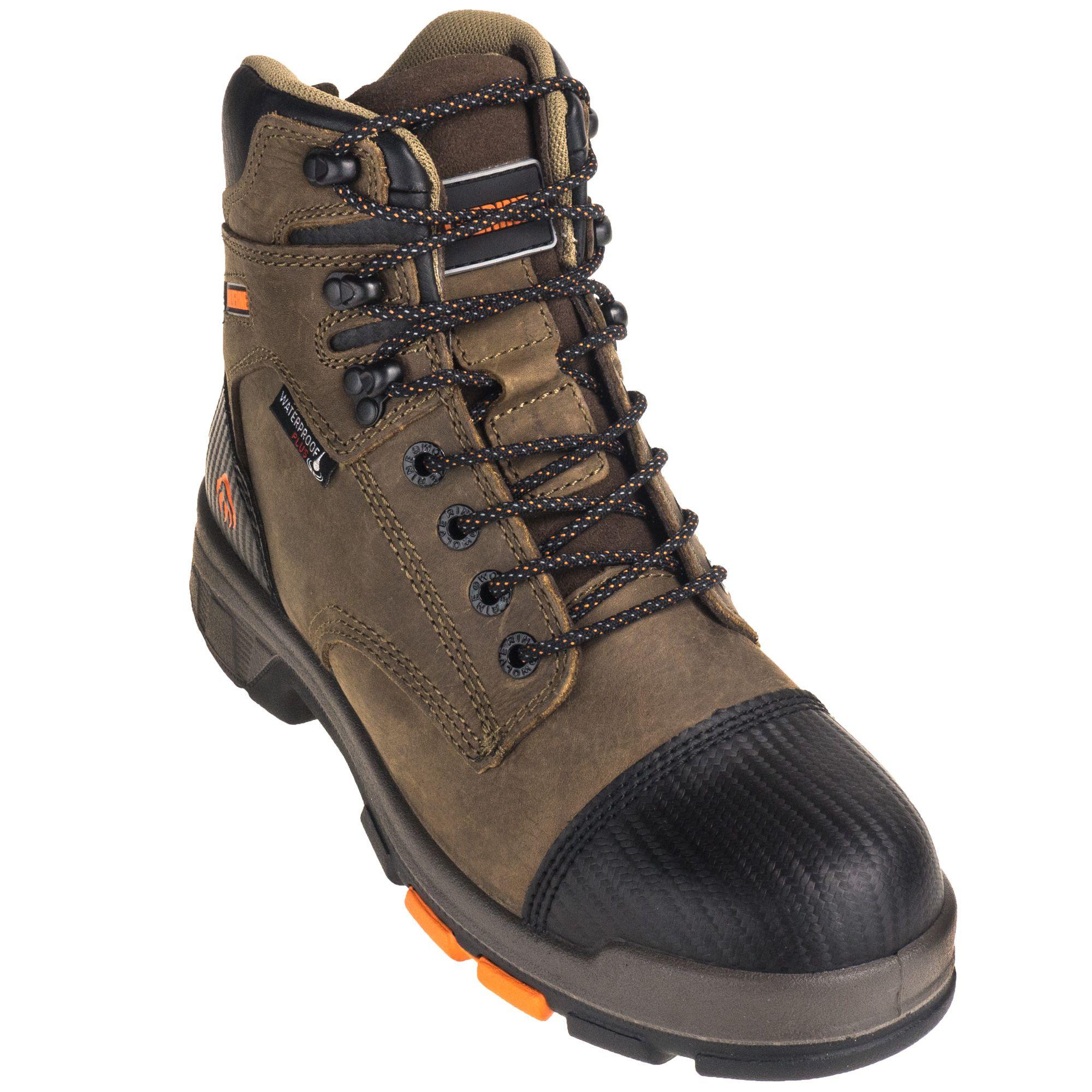 Wolverine Boots Blade LX 6 Inch Waterproof 10707 Brown