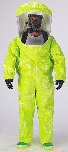 DuPont - Tychem TK Level A Protective Suit