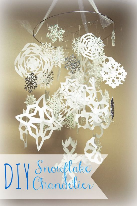 12 days of christmas day 3 snowflake chandelier all that glitters 12 days of christmas day 3 snowflake chandelier all that glitters mozeypictures Choice Image