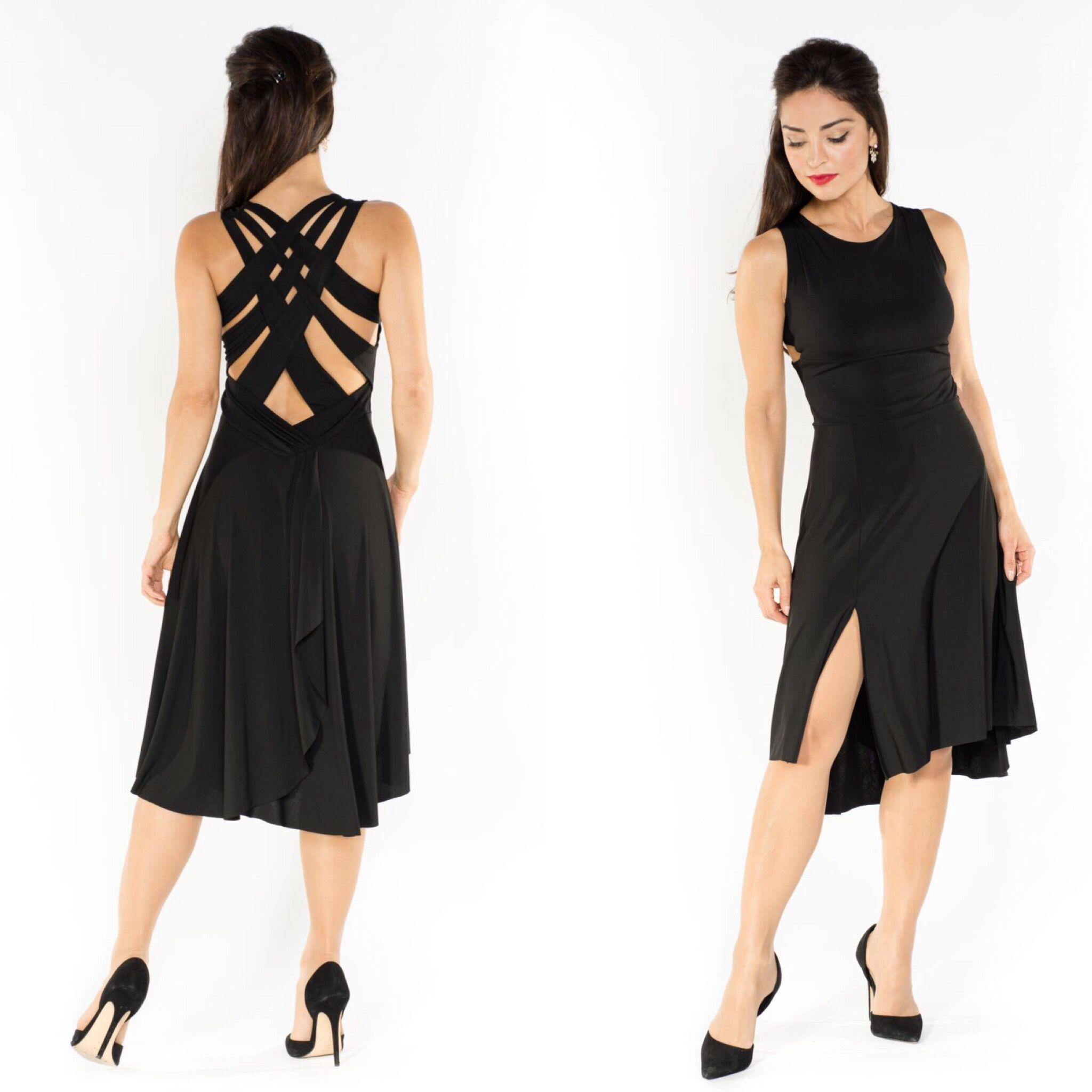 the pavia tango dress www.thelondontangoboutique http
