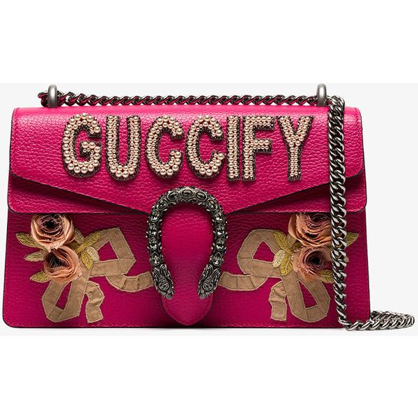 Pink Guccify Dionysus Small shoulder bag Gucci kagqB