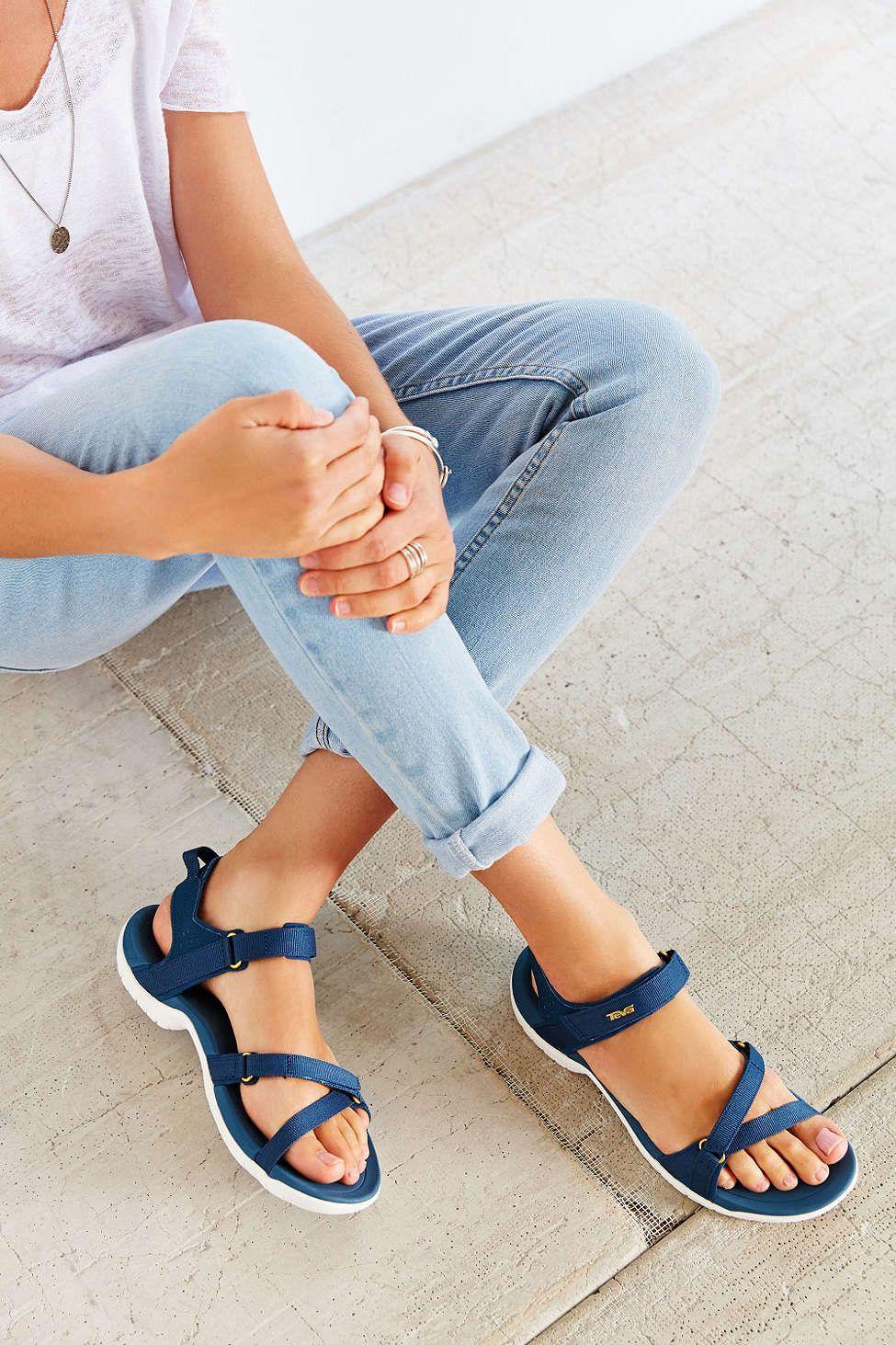 Teva Verra Sandal Urban Outfitters Sport Sandals Sandals Outfit Teva