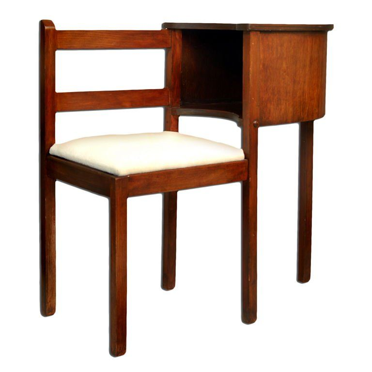 American Telephone Chair | If it would fit, interesting option for front  hall - in - American Telephone Chair Telephone, Writing Table And Shaker Style