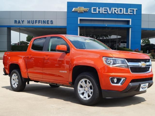 2016 Chevrolet Colorado Vehicle Photo In Plano Tx 75075 With
