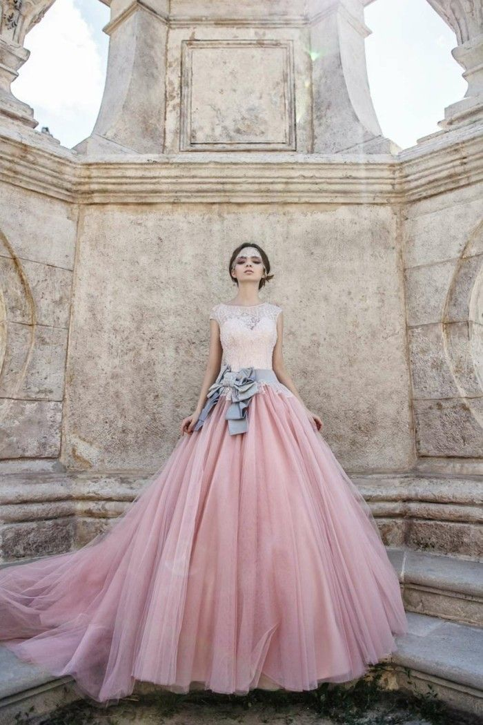 Robe pour mariage shabby chic