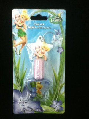 Pixie Hollow Tinkerbell Periwinkle Nail Polish by Townley, Inc