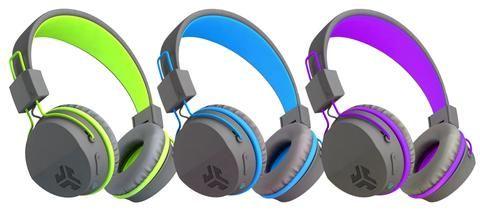 bc2e54aecb8 Neon Bluetooth Wireless On-Ear Headphones | GO WIRELESS | Headphones ...