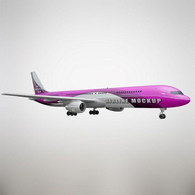 Download Realistic Airplane Presentation For Free Aviones Presentaciones