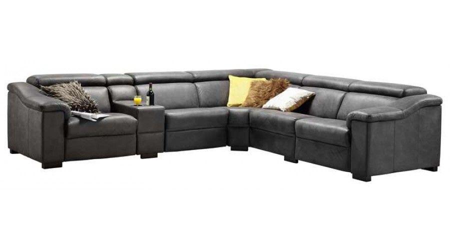 Hoekbank Celino met relax trendy en moderne meubels door heel ...