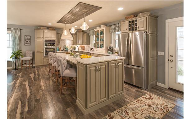 The Oswego II | Modular Home Manufacturer   Ritz Craft Homes   PA, NY