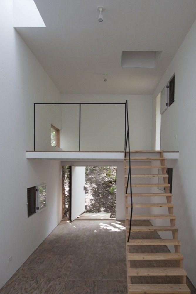 Pin By Tania Plasencia Castillo On Loft Drummond House Layouts Loft House Tiny House Design