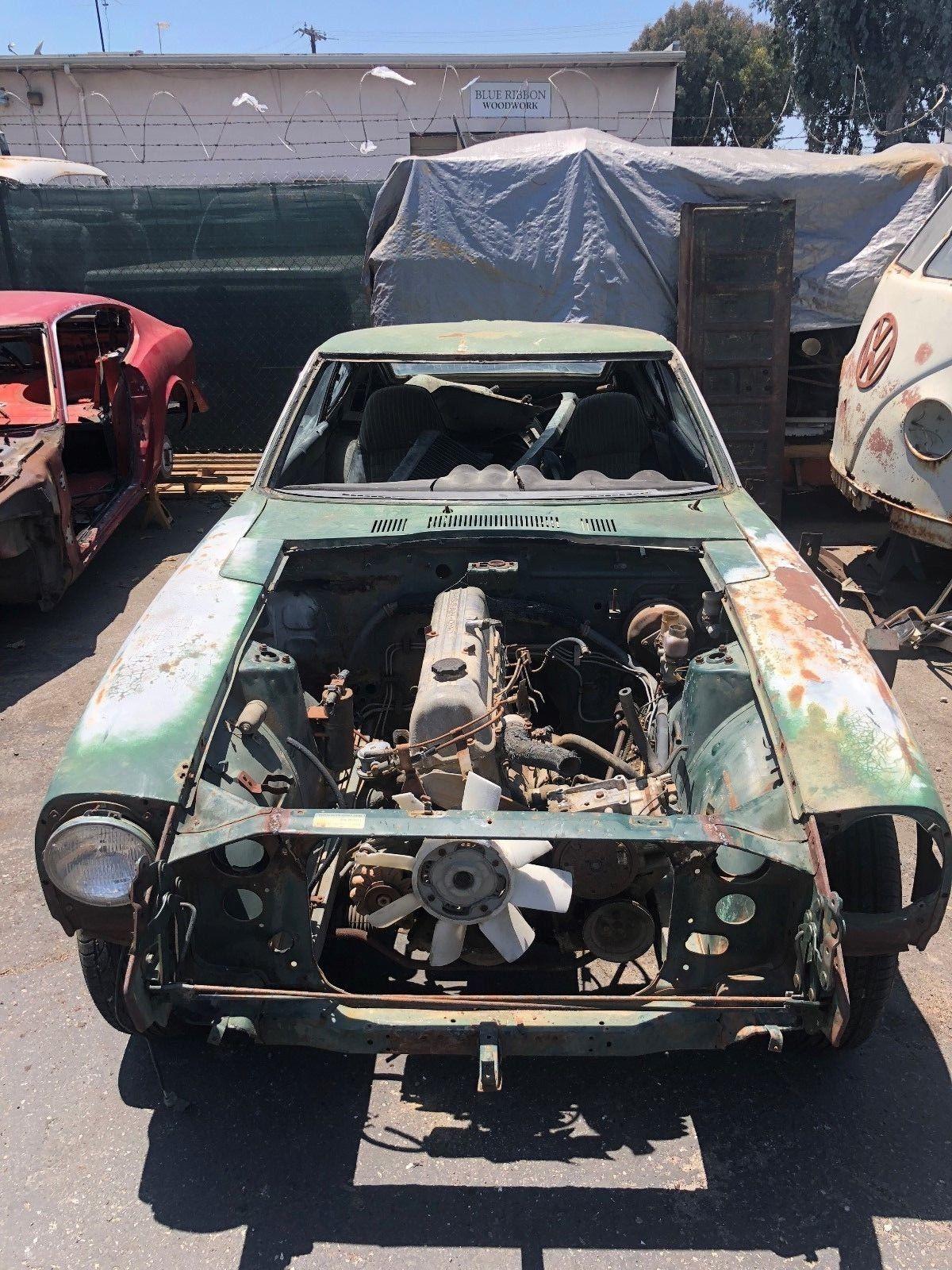 Ebay 1971 Datsun Z Series 240z 1 Project Car Carparts Carrepair