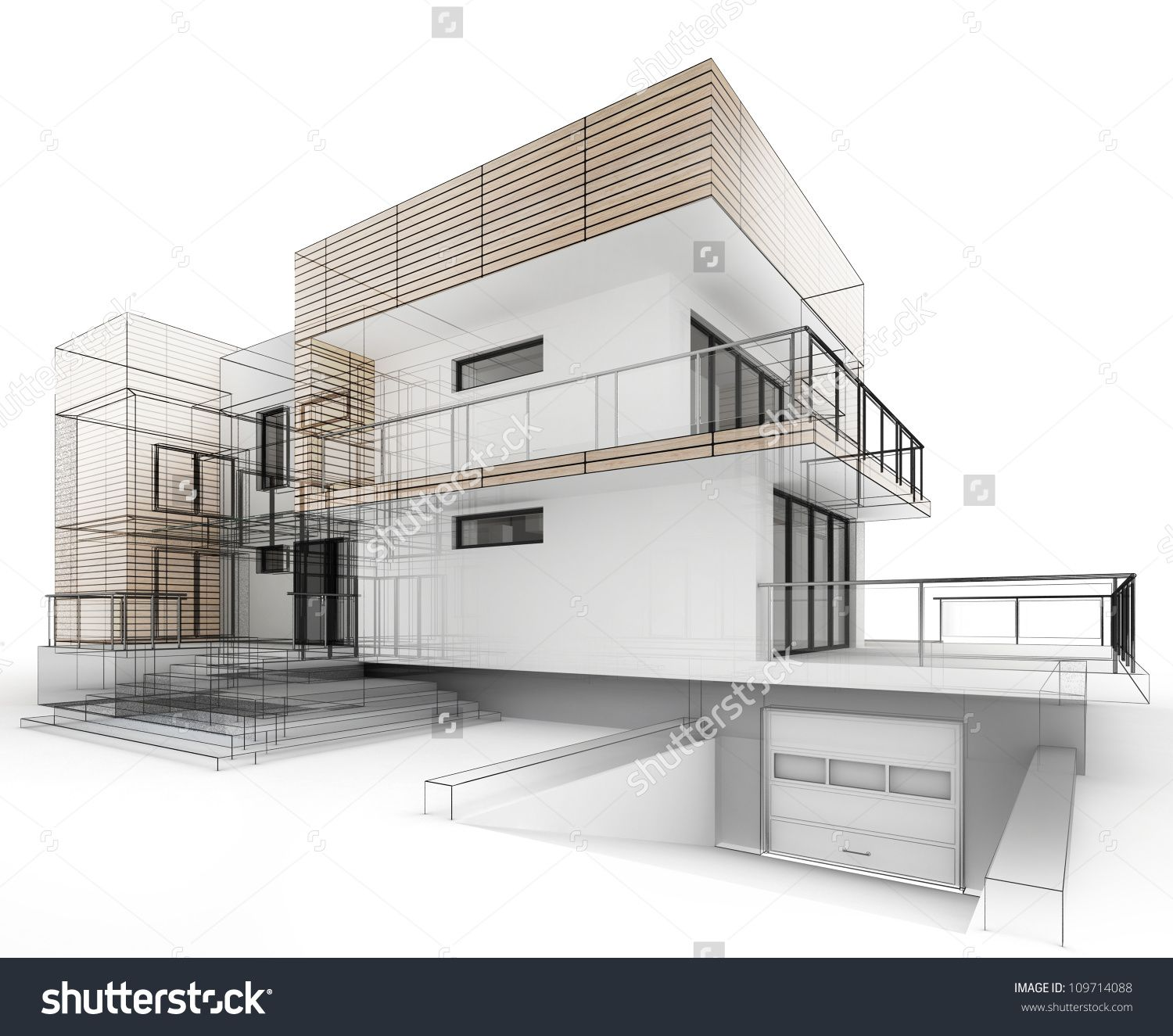 Architecture Design Homes Australia beautiful modern residence3d power visualisation | cool