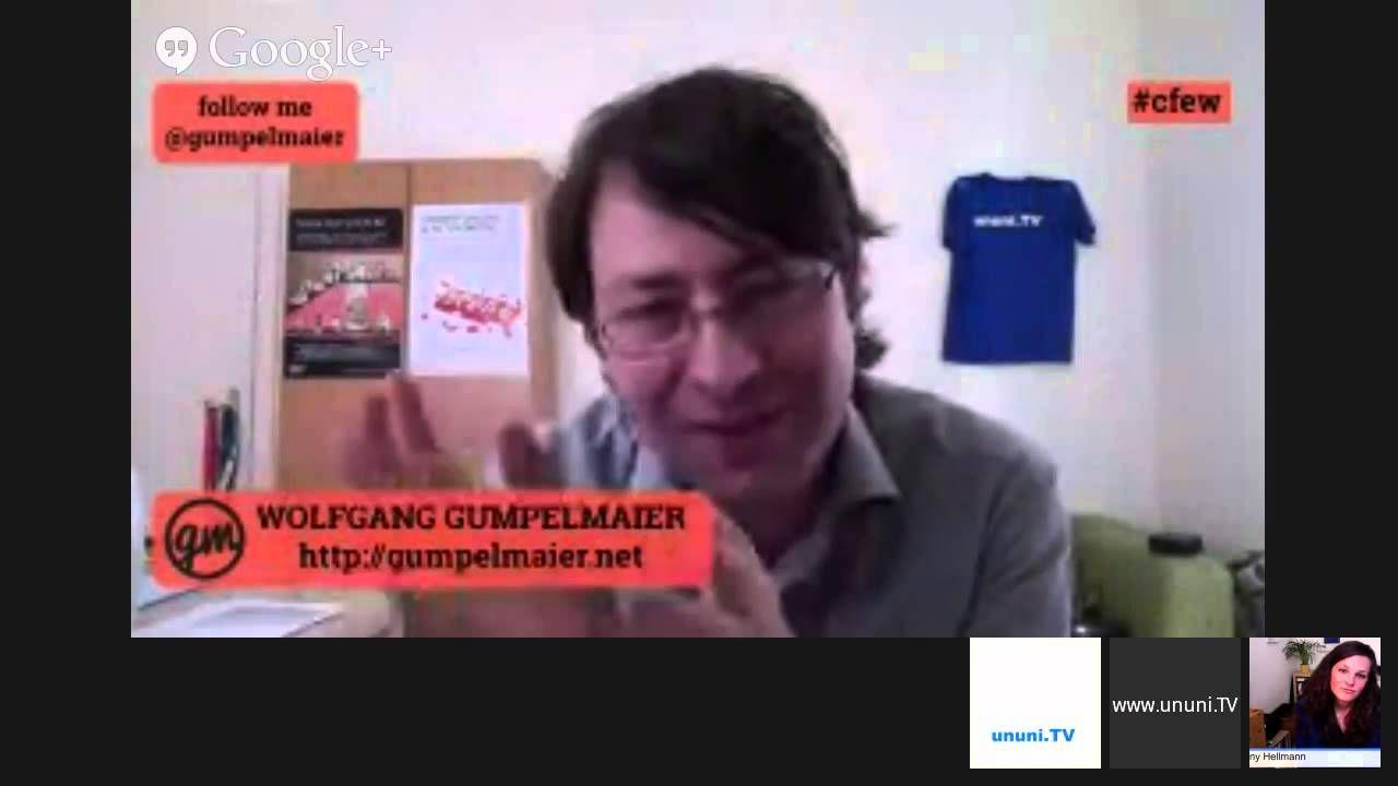 """Jenny Hellmann berichtet von ihrem Crowdfunding-Projekt """"Geraubte Kinder"""" - mit Wolfgang Gumpelmaier"""
