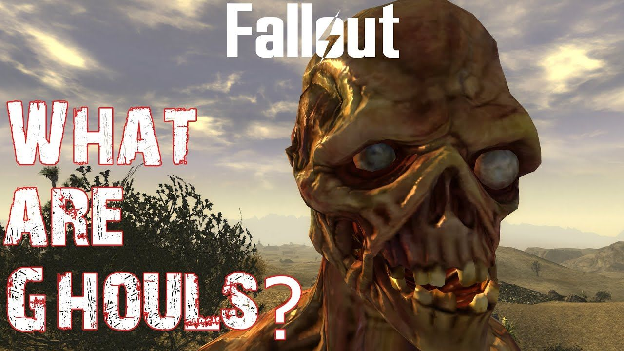 Theories, Legends and Lore Fallout Universe Ghouls in